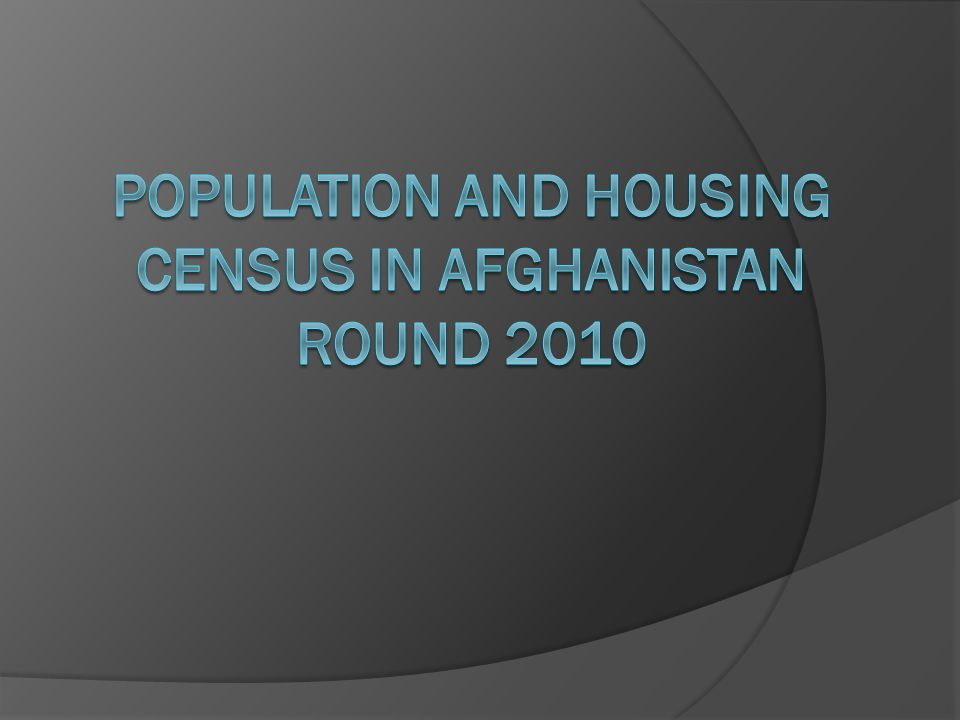 Total budget for the census The estimated budget for the entire 4 year program is approximately US $ 69 million