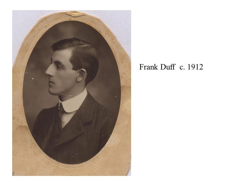 Frank Duff c. 1912
