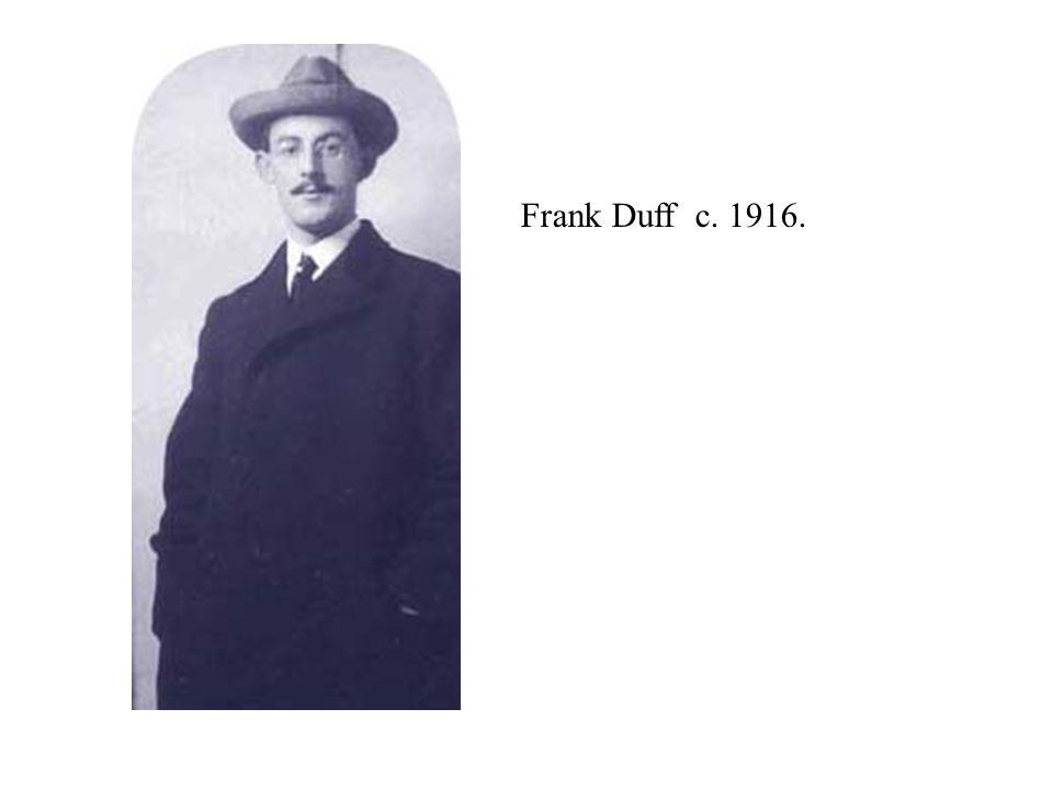 Frank Duff c. 1916.