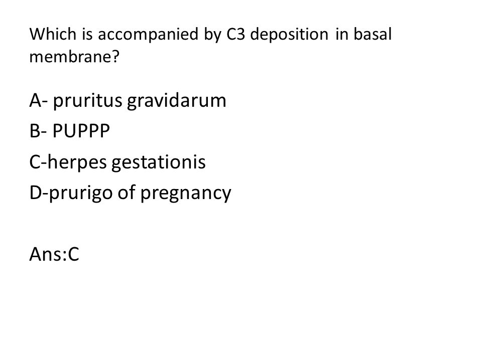 Which is accompanied by C3 deposition in basal membrane.