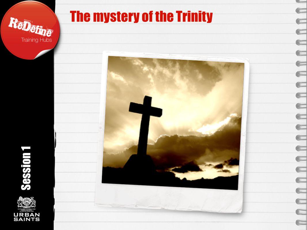 Session 1 The mystery of the Trinity Rotation angle 350 o