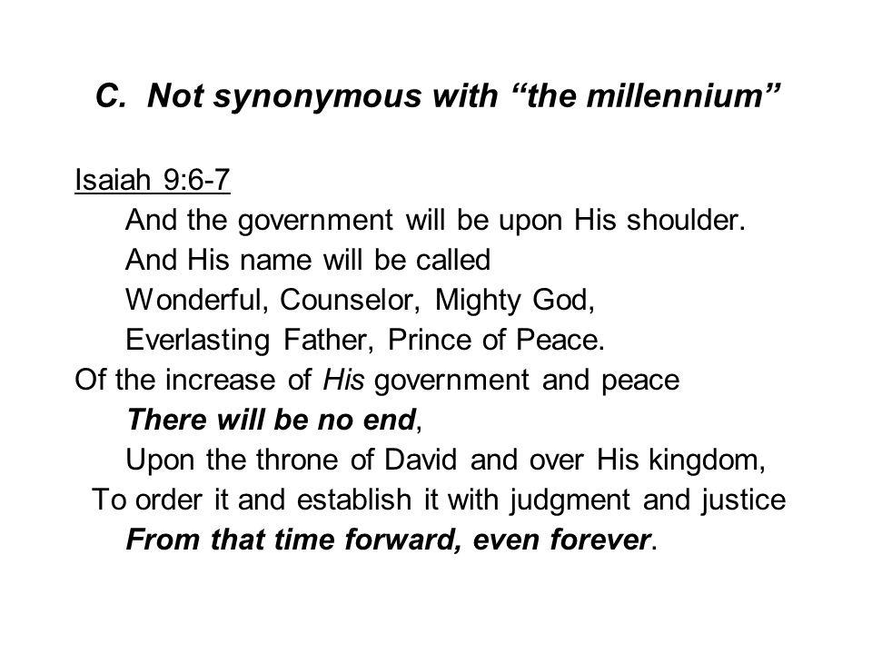Revelation 12 (cont.) 15.