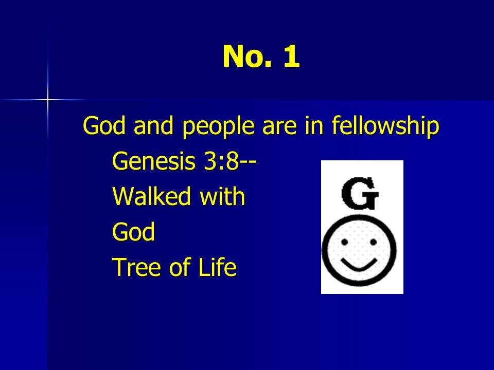 No.6 By Christ's death God punishes our sins, so we can be forgiven.