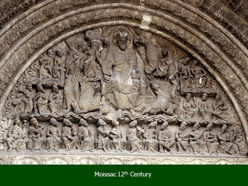 Moissac 12 th Century