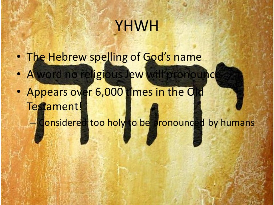 English Our translation conventions – Where the Jews speak Adonai, we most often translate as LORD or LORD GOD In English translations, Jehovah is seldom used except in the ASV and Living Bibles