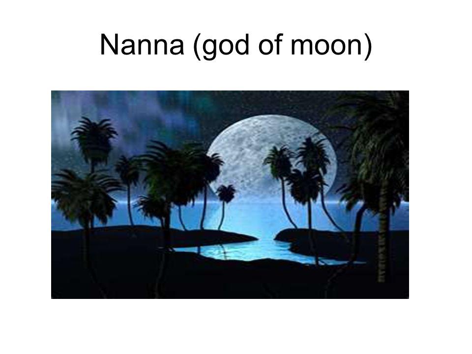 Nanna (god of moon)