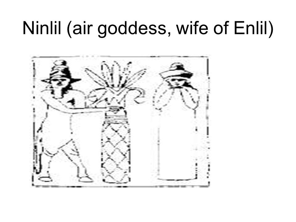 Ninlil (air goddess, wife of Enlil)
