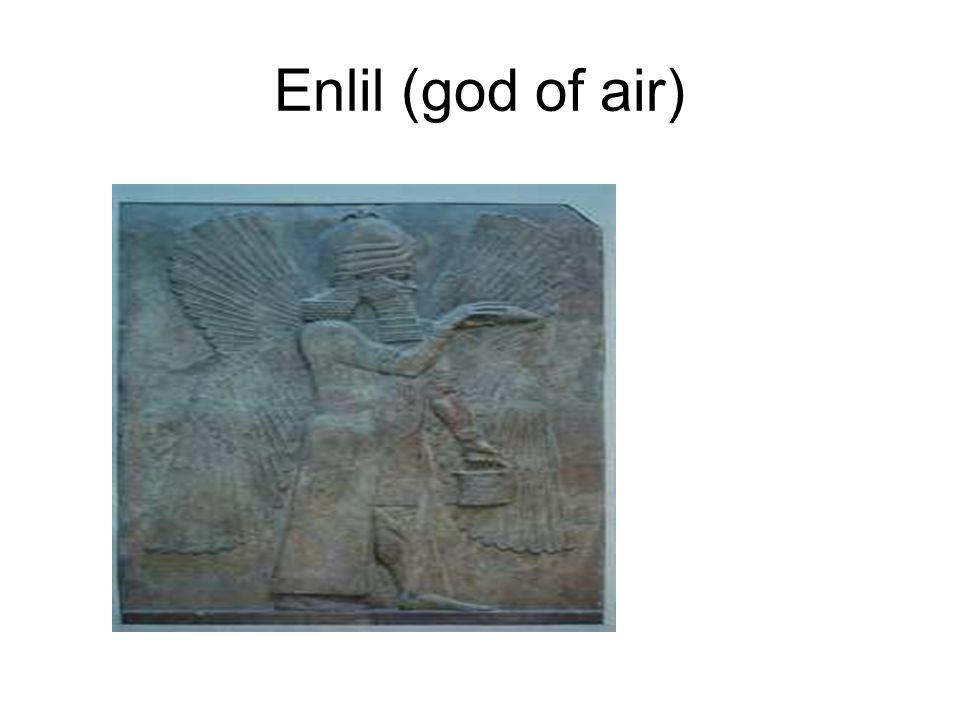 Enlil (god of air)