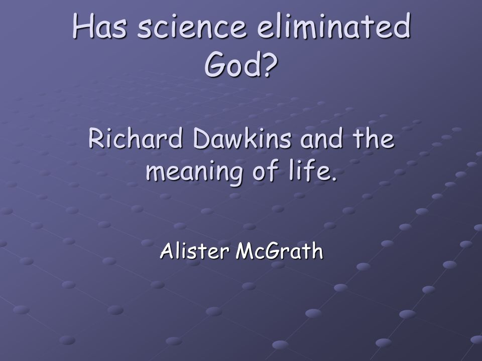 Richard Dawkins (born 1941) The Selfish Gene (1976) The Extended Phenotype (1981) The Blind Watchmaker (1986) River out of Eden (1995) Climbing Mount Improbable (1996) Unweaving the Rainbow (1998) A Devil's Chaplain (2003) The Ancestor's Tale (2004)