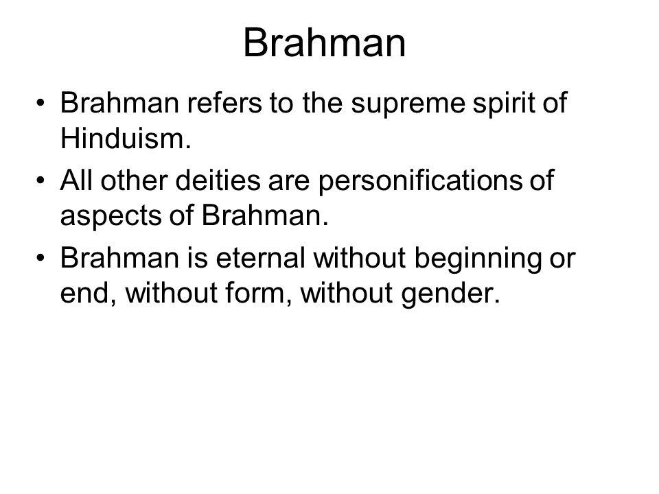 Brahman Take a glass of water.