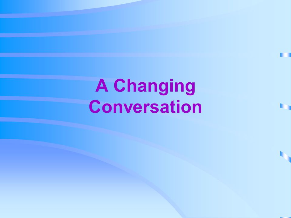 A discussion about strategies that clarify purpose of the Church in the light of changing times and contexts.