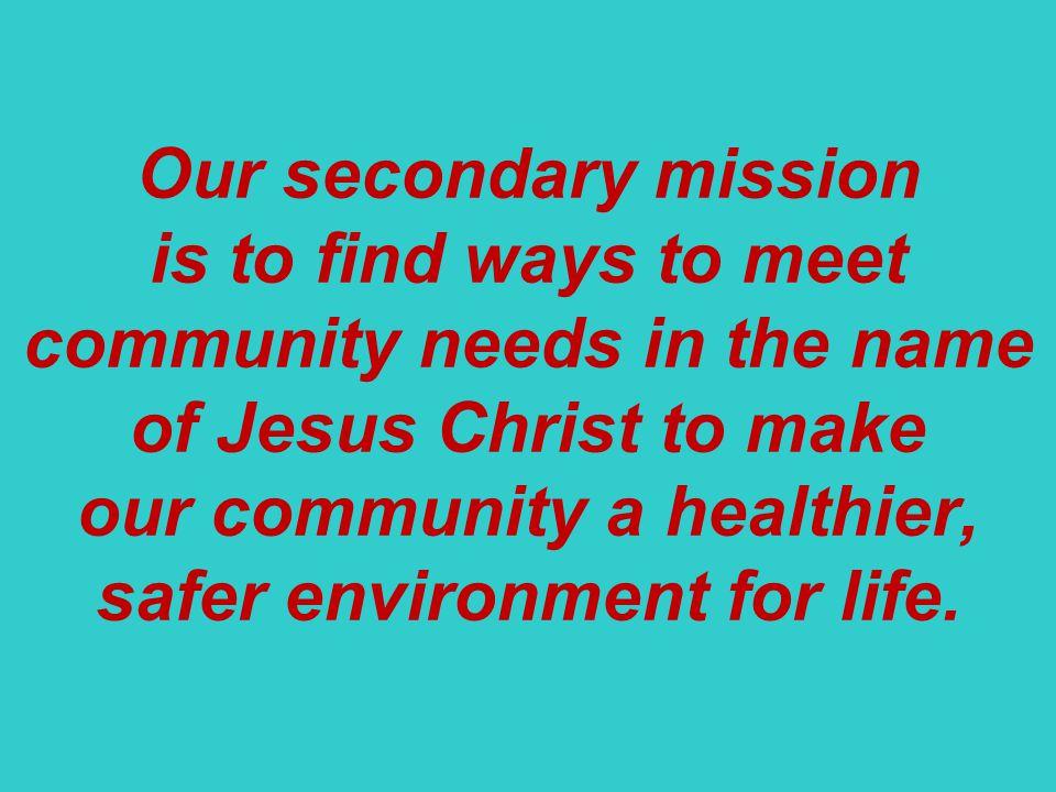 through education We accomplish this mission