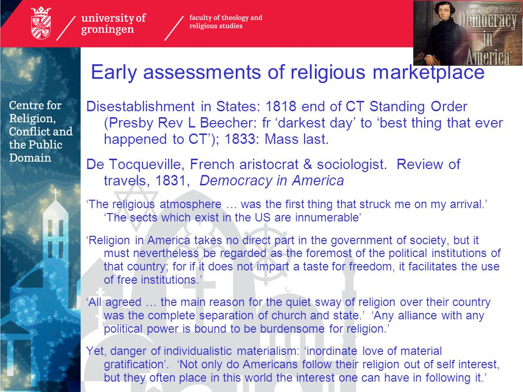 Religion and US National Identity These themes recur in various forms, implicit and explicit, and are used to justify certain policy options over others, both historically and in contemporary US political rhetoric Global events have been significant in shaping this articulation of US national identity and the place of religion in it.