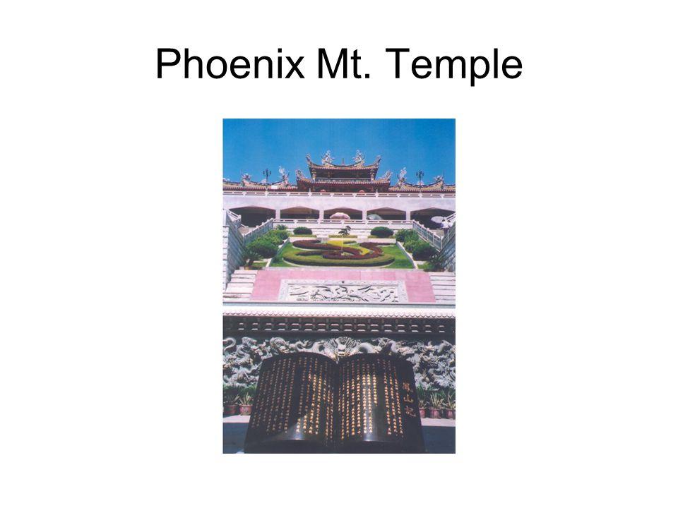 Phoenix Mt. Temple