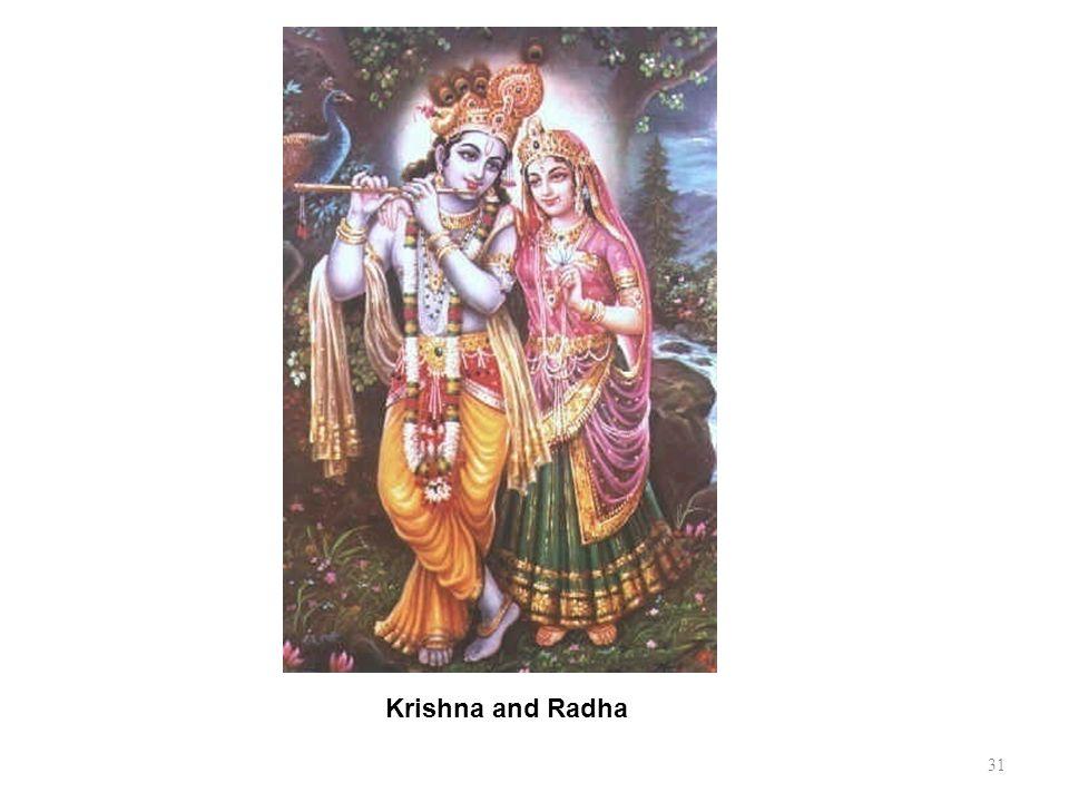 31 Krishna and Radha