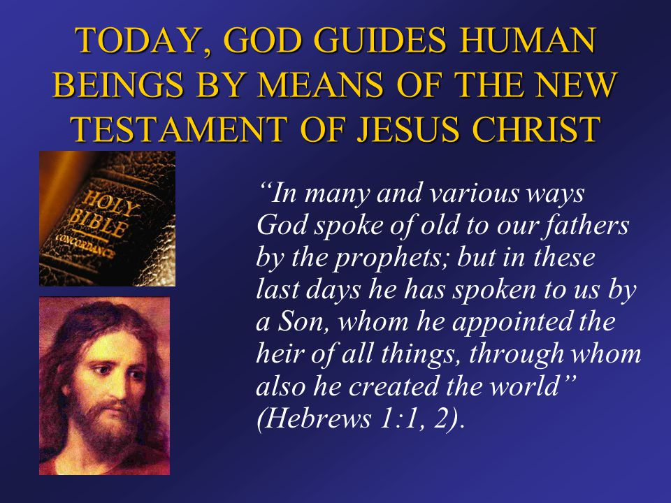 THE NEW TESTAMENT REVEALS EVERY HUMAN BEING'S NEED FOR SALVATION WHAT IS SIN.