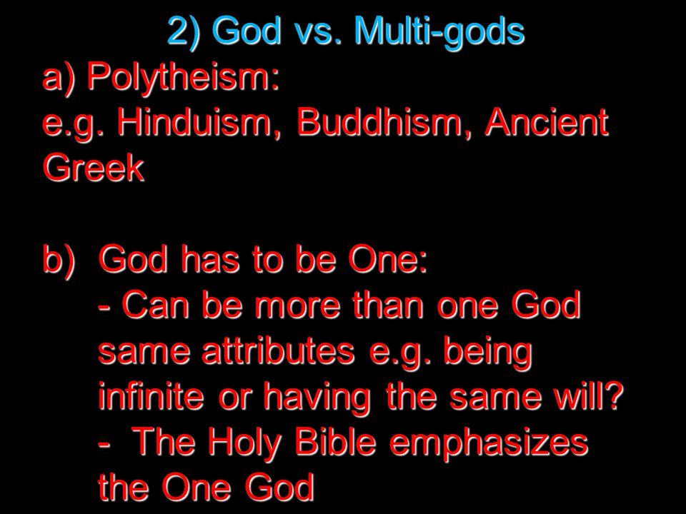 """GOD EXISTS ! """"The Almighty Creator"""""""