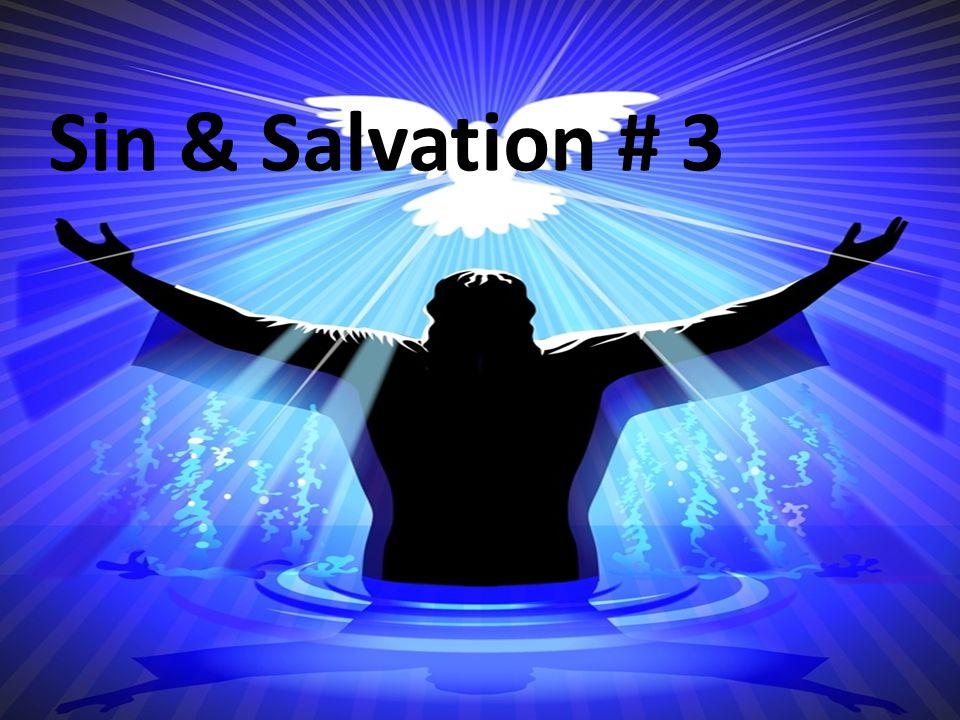 Sin & Salvation # 3