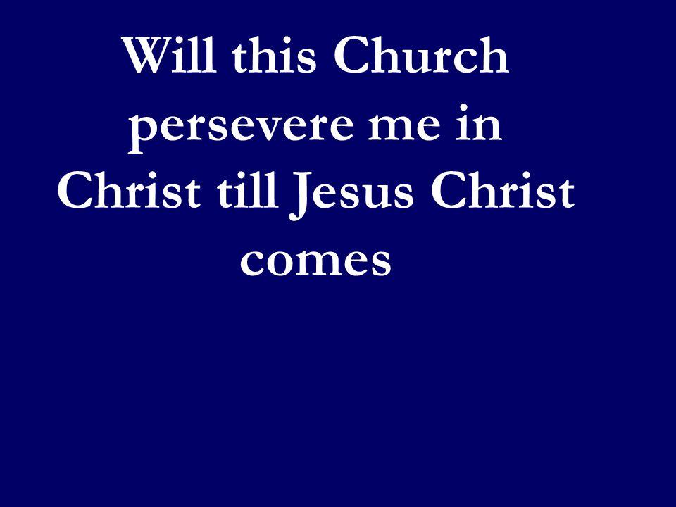 Faithful teaching/doctrine Faithful living/life