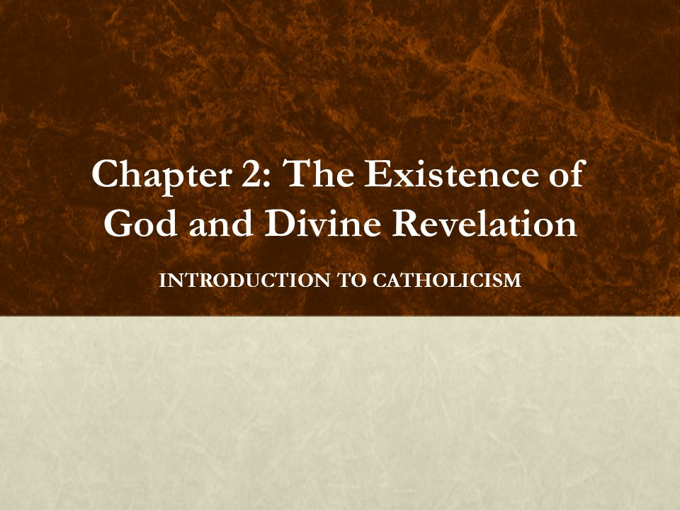 FOCUS QUESTIONS What is the proper response to Divine Revelation.