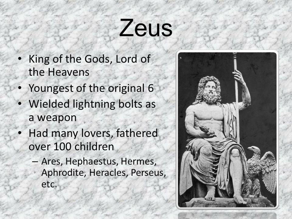 Zeus' Children