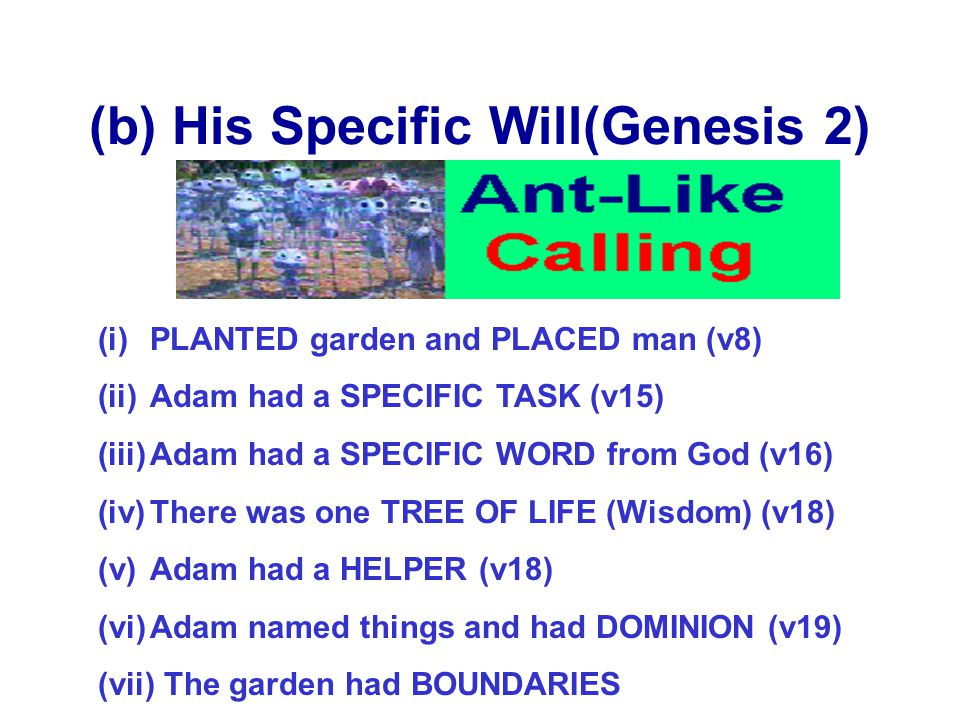 (1) Conditions for seeing and Hearing God's Will (a)Open Our Spiritual Eyes & Ears (Eph 1:18) (b)Yield to what we see & hear (Matt 26:39) (c)See and Hear as a Child (Matt 11:25) (d)Have Unblocked Hearing And Clear Vision.