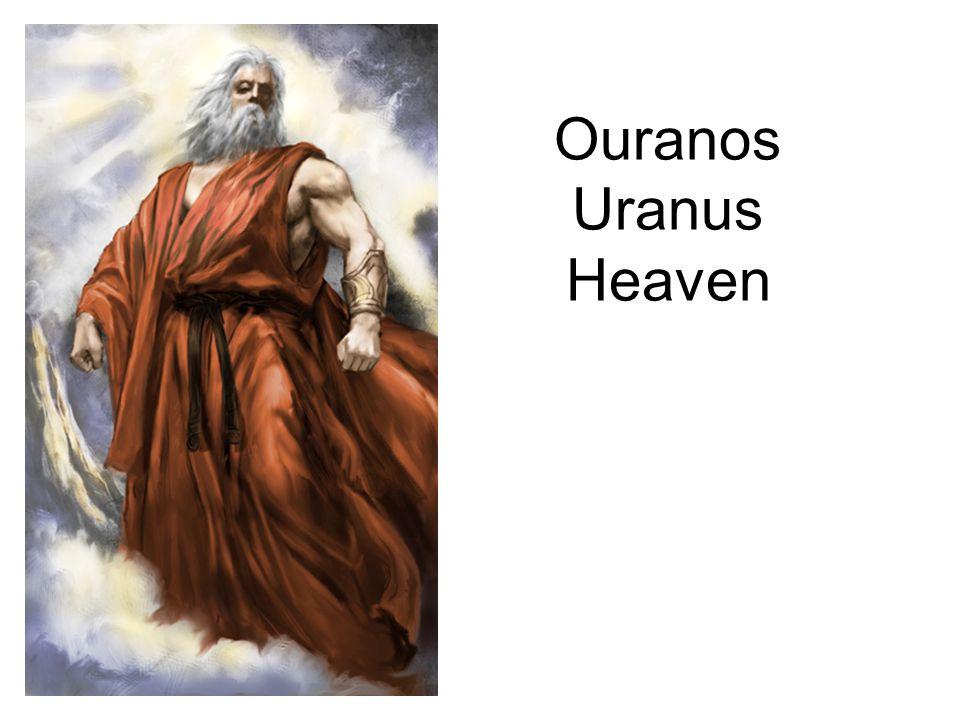 Ouranos Uranus Heaven