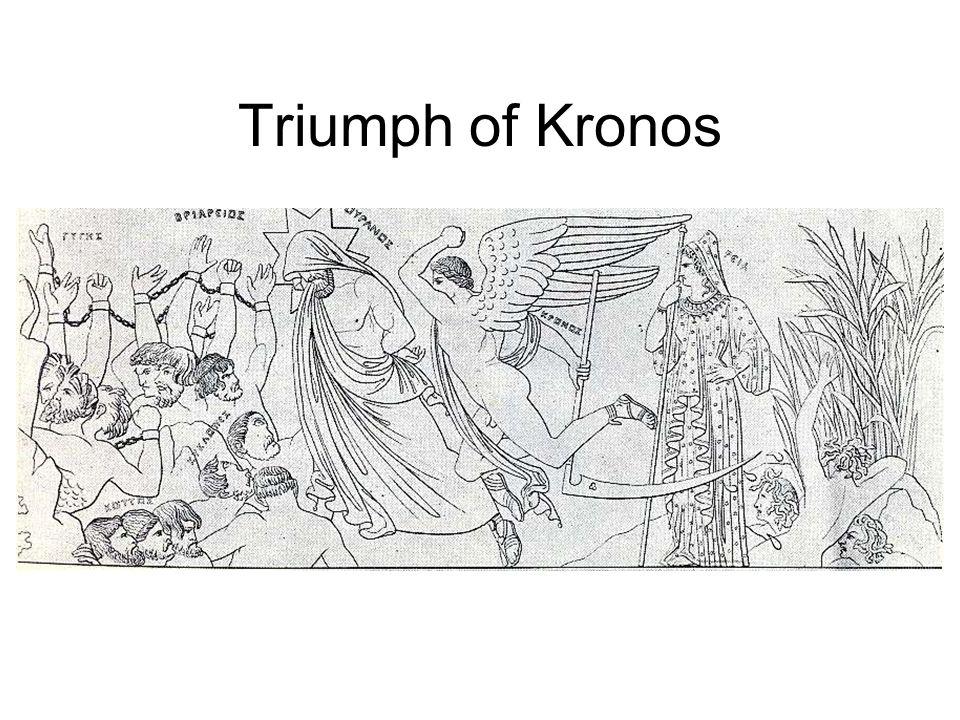 Triumph of Kronos
