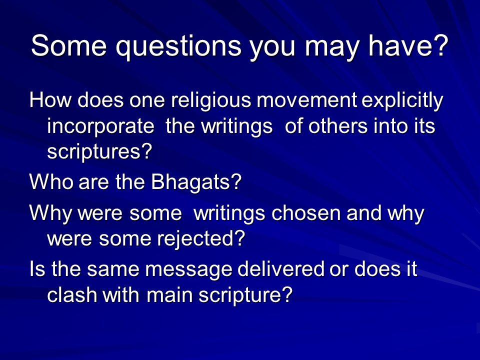 Bhagat .Sant .