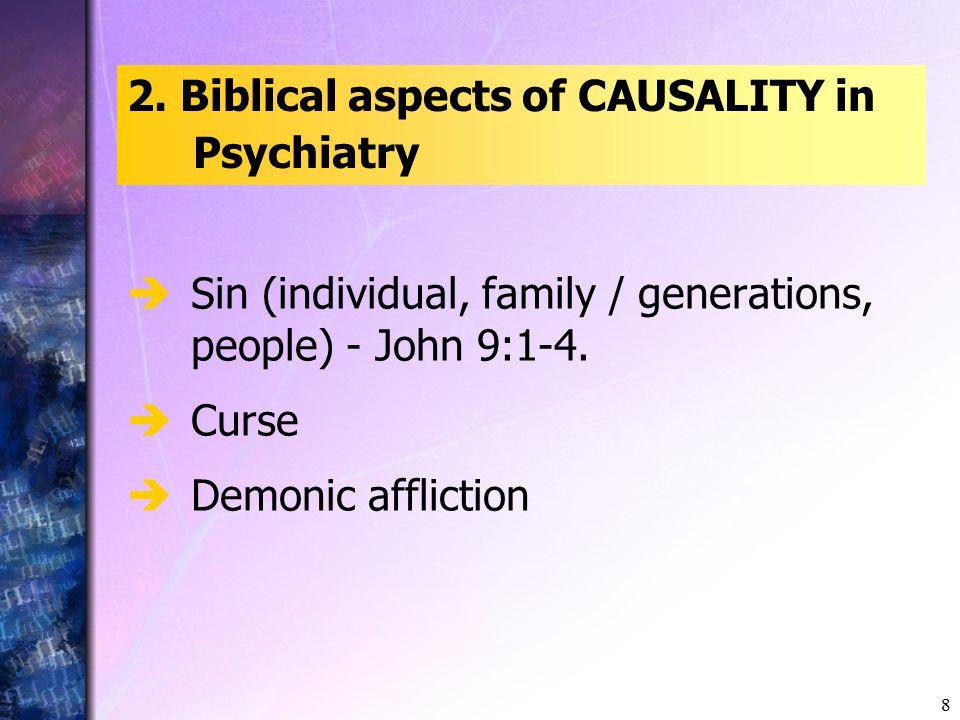9 Demonic causality and exorcism Pfeifer S.