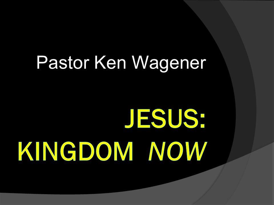 Pastor Ken Wagener
