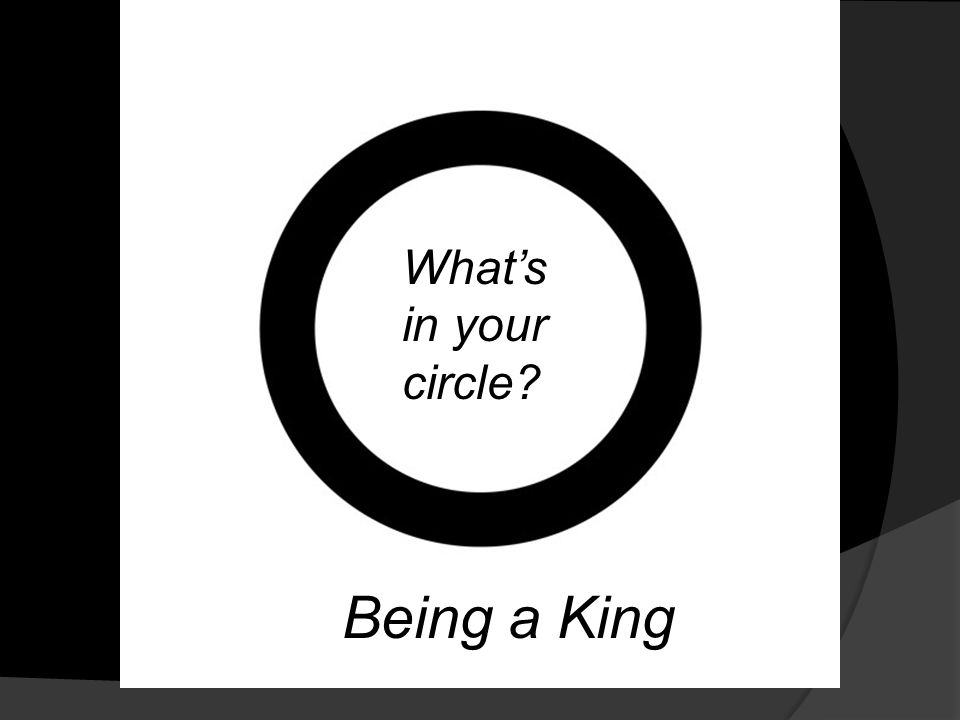 What's in your circle