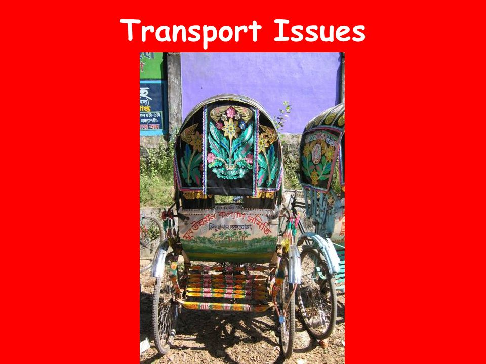 Transport Issues