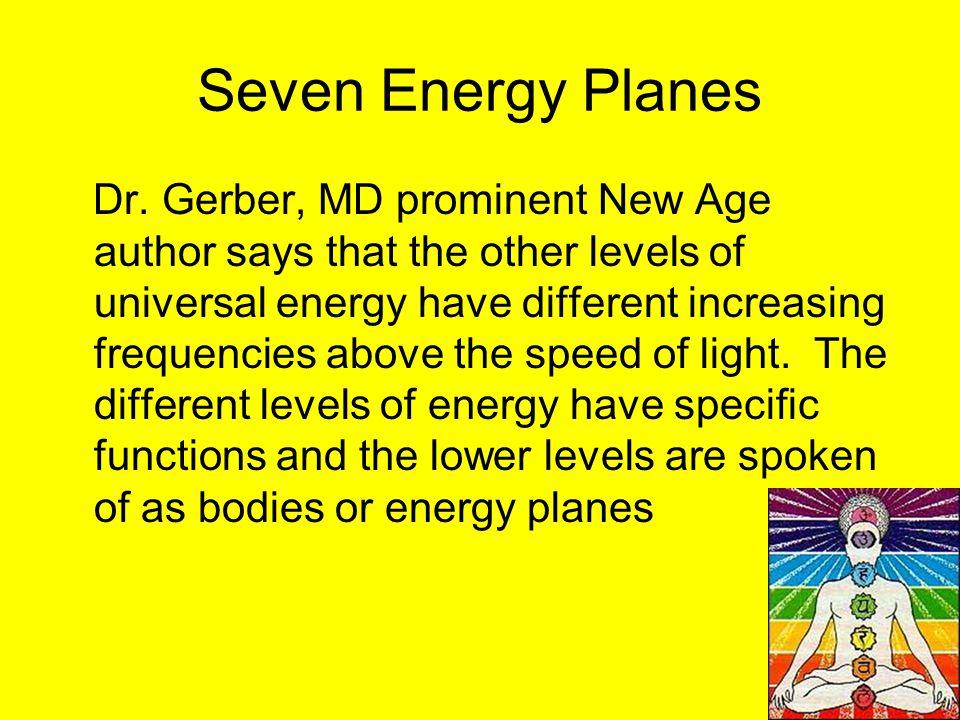 Seven Energy Planes Dr.