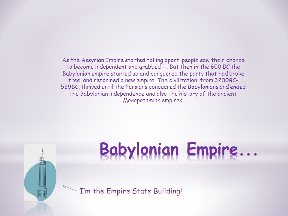 The Babylonians were very skilled in mathematics.Click the link below to learn more.
