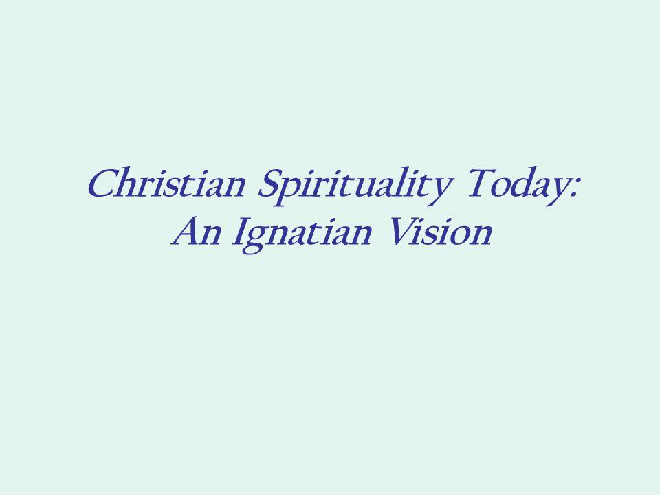 Spirituality Three Key Questions: Who am I? Who is my God? How do I come to my God?