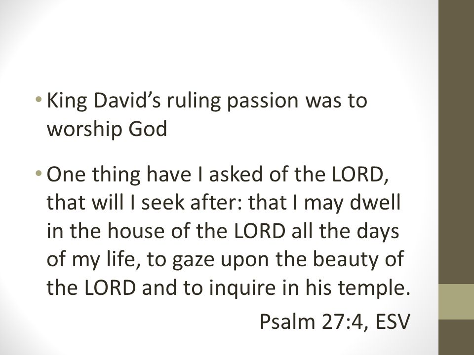Worship is the missing jewel of modern evangelicalism. A.W. Tozer