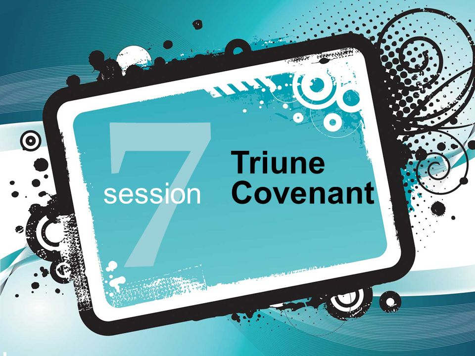 Triune Covenants Key Objectives A paradigm shift from common place two party covenant relationships to an extraordinarily powerful triune covenant relationship.