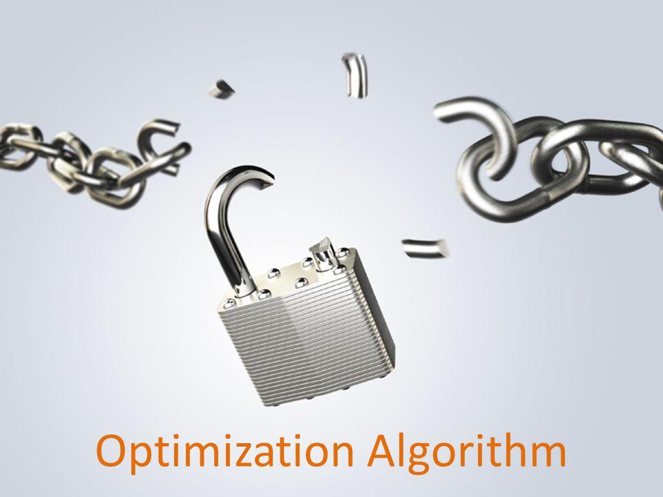 Optimization Algorithm