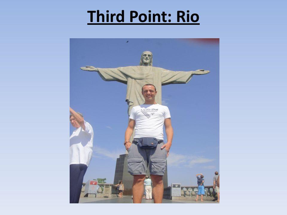 Third Point: Rio