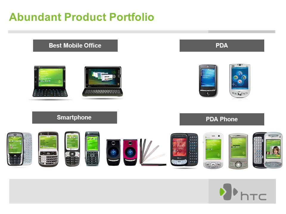 Abundant Product Portfolio Smartphone PDABest Mobile Office PDA Phone