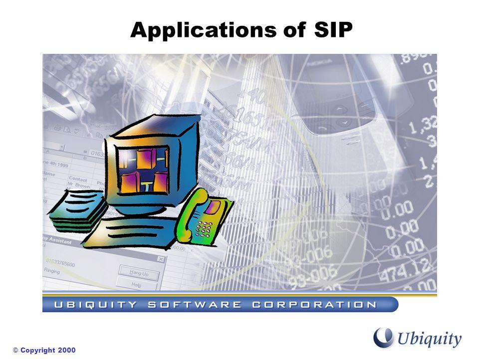 Michael Doyle Slide 12VON Atlanta 2000 TSP SIP UA Proxy SIP UA ASB Example - Dial a Pizza User at HomePizza Company