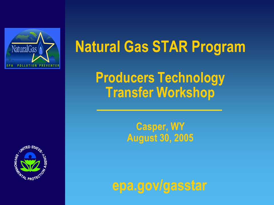 The Natural Gas STAR Program The Natural Gas STAR Program is a flexible, voluntary partnership between EPA and the oil and natural gas industry designed to cost-effectively reduce methane emissions from natural gas operations.