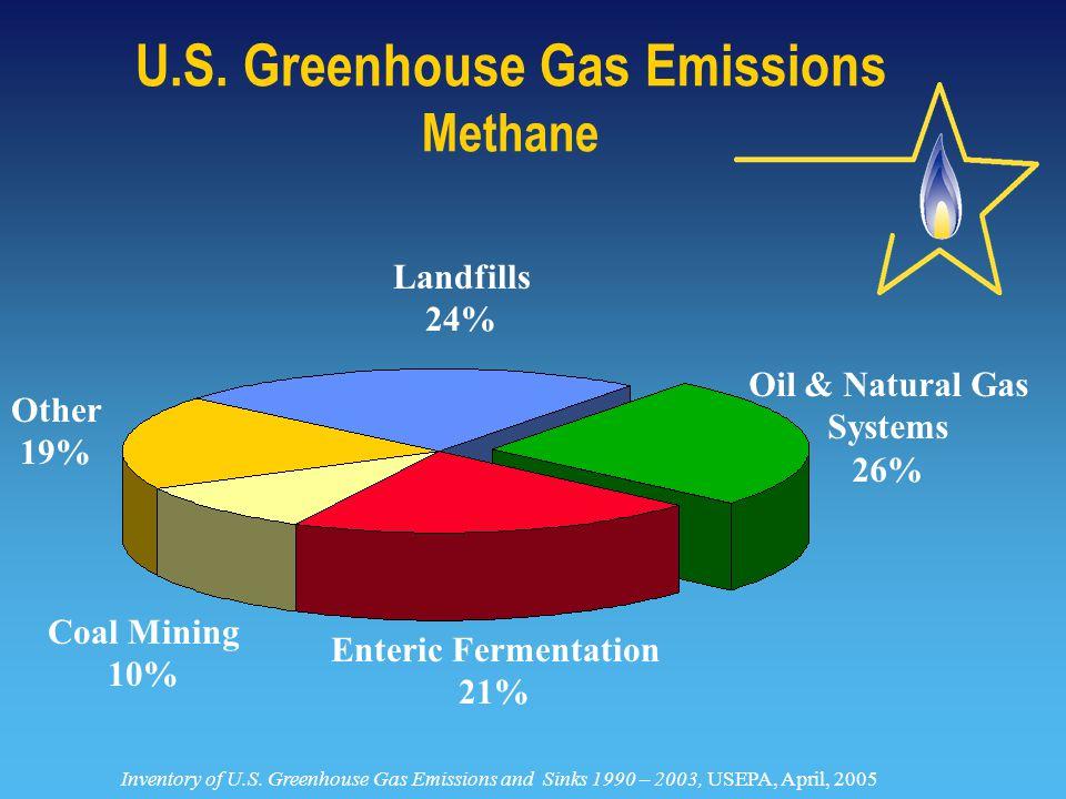 Oil Downstream 2 Bcf 0.5% Transmission & Storage 101 Bcf Oil & Gas Production 148 Bcf Processing 36 Bcf Distribution 68 Bcf 42% 28.5% 19% 10% U.S.