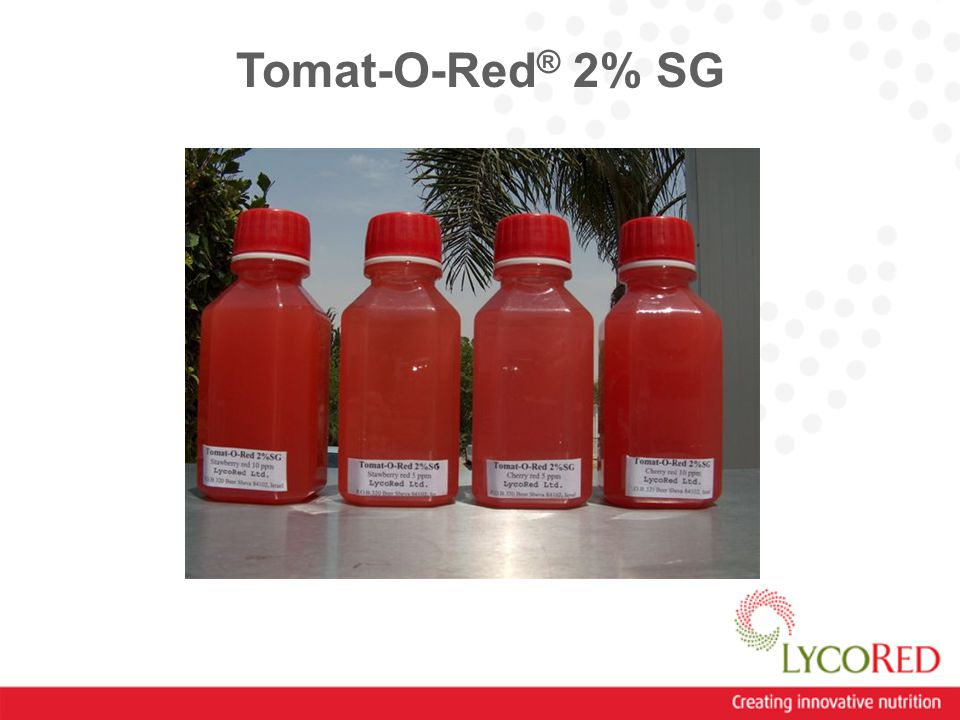 Tomat-O-Red ® 2% SG