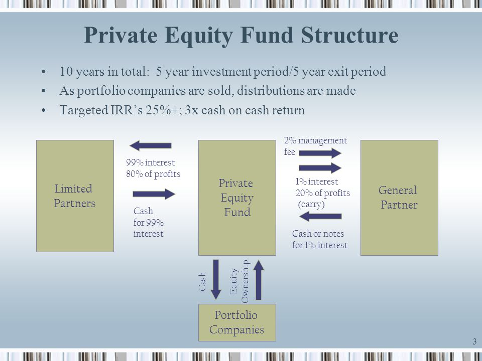 Investment thesis private equity