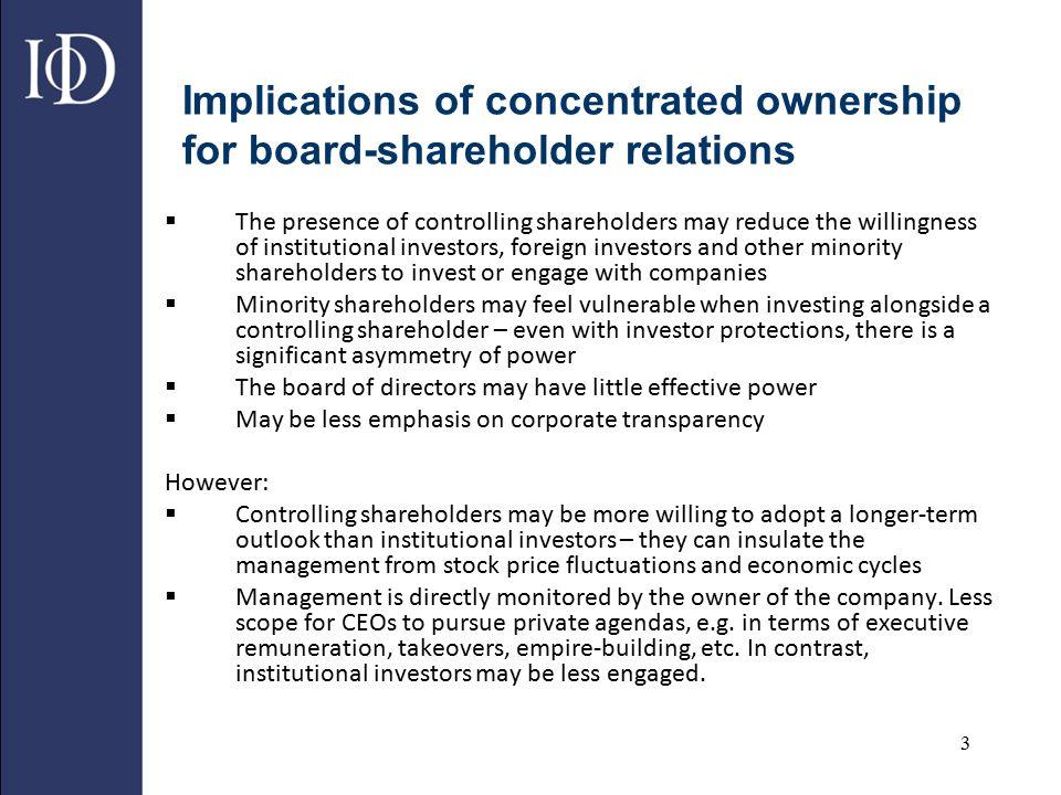 4 Data on European Share Ownership