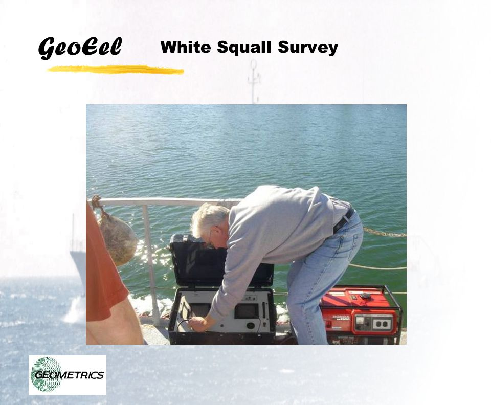 GeoEel White Squall Survey