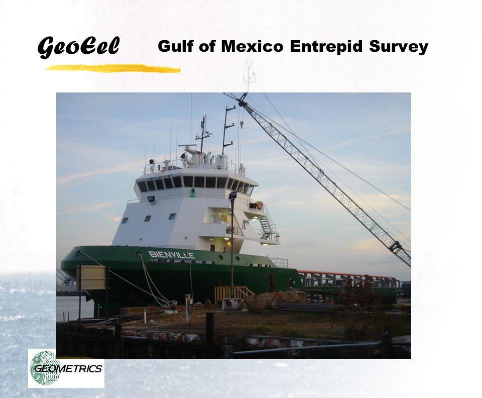 GeoEel Gulf of Mexico Entrepid Survey