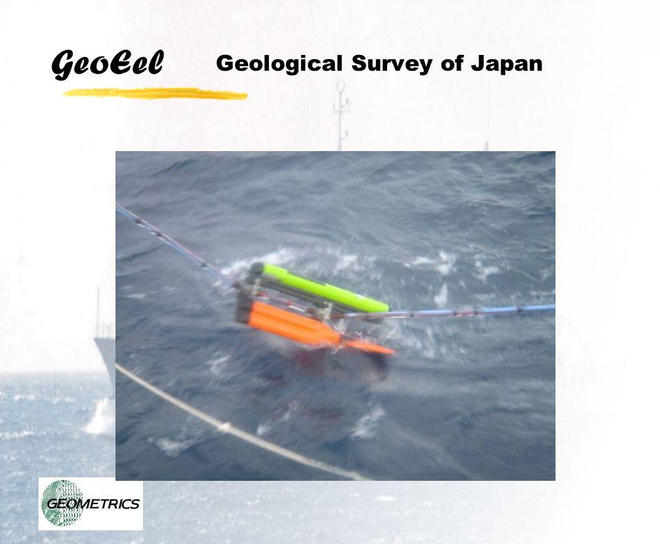 GeoEel Geological Survey of Japan